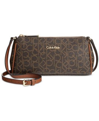 Calvin Klein Small Monogram Crossbody