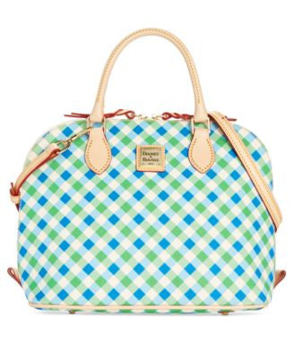 Dooney & Bourke Elsie Zip Zip Satchel