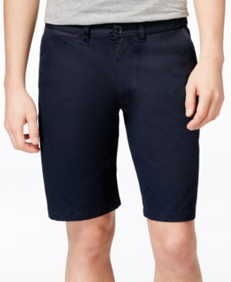 Armani Exchange Men's Solid Chino Shorts