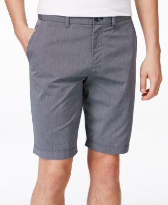 Armani Exchange Men's Mini Stripe Chino Shorts