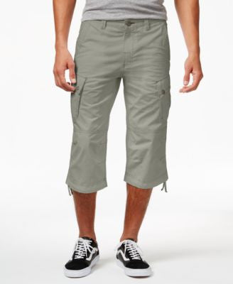 INC International Concepts Men's Evans Messenger Shorts, Only at Vogily