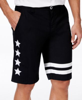 INC International Concepts Men's Embroidered Shorts, Only at Vogily