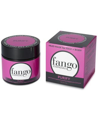 fango ESSENZIALI Mud Mask Treatment for Face + Body, PURIFY, Only at Vogily