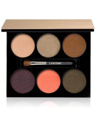 Lancôme Color Design Eyeshadow 6-Pan Summer 2016
