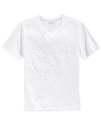 GUESS Men's Restart the Weekend Graphic-Print T-Shirt