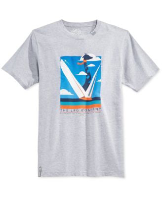 LRG Men's Check Out the View T-Shirt