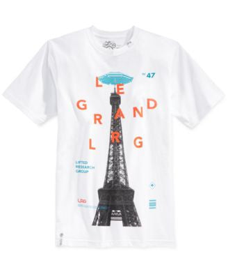 LRG Men's Big & Tall Le Grand LRG T-Shirt