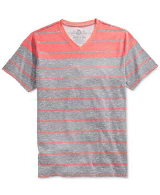 American Rag Men's Striped T-Shirt, Only at Vogily