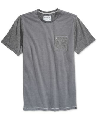 Hurley Men's Colorblocked Dri-FIT T-Shirt