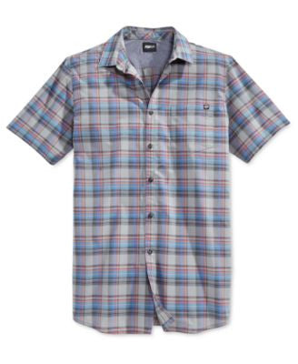 Fox Men's Cloose Woven Short-Sleeve Shirt