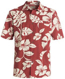 Quiksilver Waterman Men's Beach House Short-Sleeve Shirt