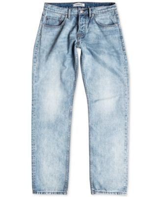 Quiksilver Men's Sequel Classic-Fit Dustbowl Jeans