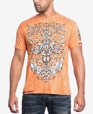Affliction Men's Spiker Impact T-Shirt