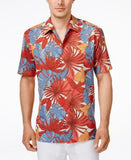 Tommy Bahama Men's Remy Retro Floral-Print Short-Sleeve Shirt