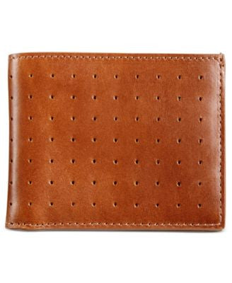 Jack Spade Men's Leather Slim Billfold