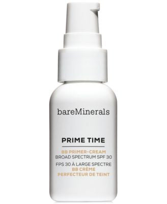 Bare Escentuals bareMinerals Prime Time BB Primer-Cream SPF 30, 1 oz