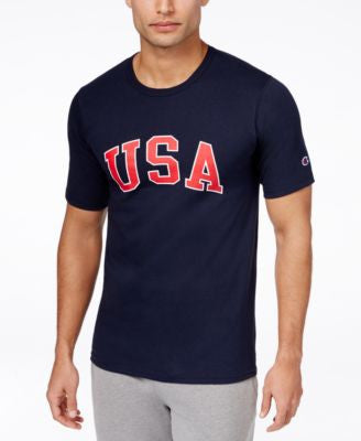 Champion Men's USA Graphic T-Shirt