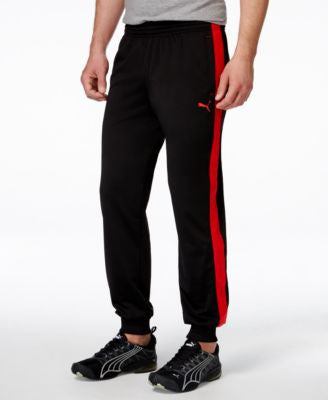 Puma Men's Cuffed Tricot Sweatpants