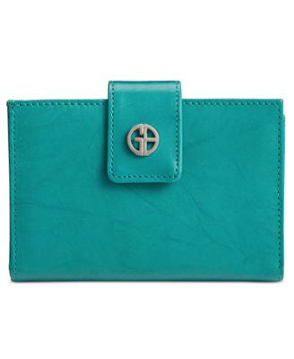 Giani Bernini Wallet, Sandalwood Leather Wallet