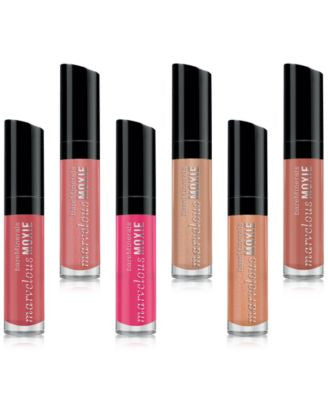 Bare Escentuals bareMinerals Stop, Gloss and Glisten. Mini Moxie 6-Piece Lip Collection