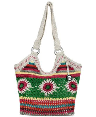 The Sak Ellis Crochet Small Tote