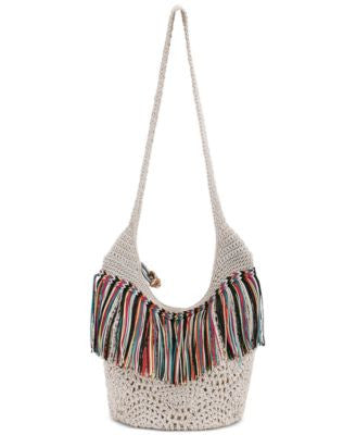 The Sak Heritage Crochet Bucket Bag