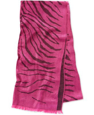 MICHAEL Michael Kors Zebra Jacquard Wrap, Only at Vogily