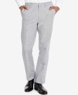 Kenneth Cole Reaction Men's Classic-Fit Stretch Suit Pants