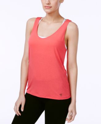 Trina Turk Strappy-Back Tank Top