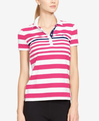 Lauren Ralph Lauren Striped Polo Shirt