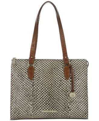 Brahmin Onyx Java Anywhere Tote