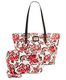 Giani Bernini Floral 2-in-1 Large Tote, Only at Vogily