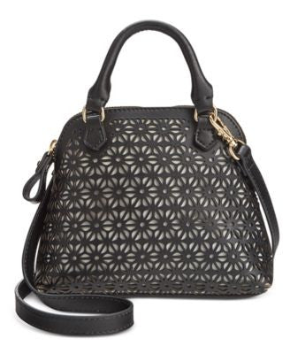 Giani Bernini Mini Dome Leather Satchel, Only at Vogily