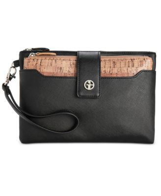 Giani Bernini Saffiano Peekaboo Wristlet, Only at Vogily