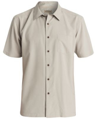 Quiksilver Waterman Cane Island Small Check Shirt