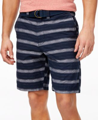 American Rag Men's Striped Shorts, Only at Vogily