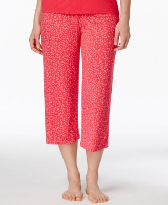 Alfani Capri Pajama Pants, Only at Vogily
