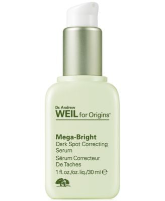 Dr. Andrew Weil for Origins Mega-Bright Skin Tone Correcting Serum, 1 oz.