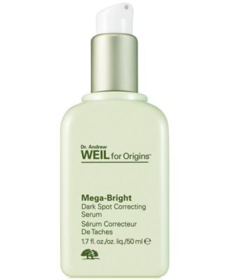 Dr. Andrew Weil for Origins Mega-Bright Skin Tone Correcting Serum, 1.7 oz