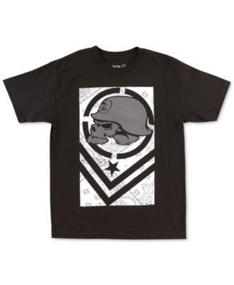 Metal Mulisha Men's Company Logo Graphic T-Shirt