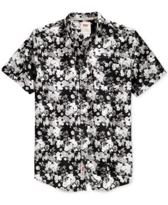 Levi's® Men's Brody Floral-Print Short-Sleeve Shirt