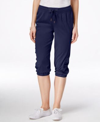 G.H. Bass & Co. Active Cropped Pants