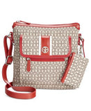 Giani Bernini Annabelle Signature Crossbody Bag, Only at Vogily
