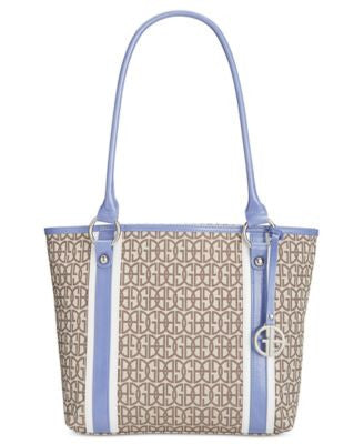 Giani Bernini Annabelle Signature Tulip Tote, Only at Vogily