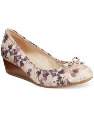Cole Haan Tali Grand Bow Detail Wedges