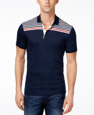 Michael Kors Men's Pop Stripe Polo