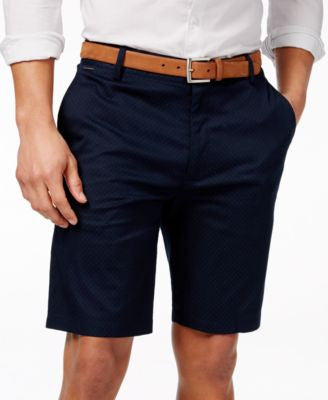 Vince Camuto Men's Classic-Fit Flat-Front Shorts