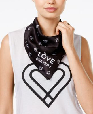 Love Bravery Scarf, Only at Vogily