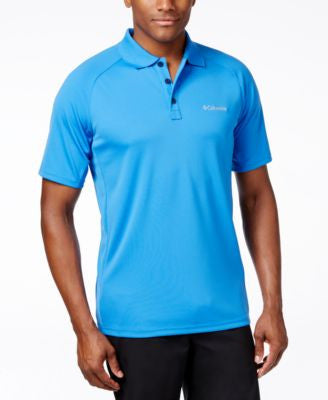 Columbia Men's Blasting Cool Performance Polo