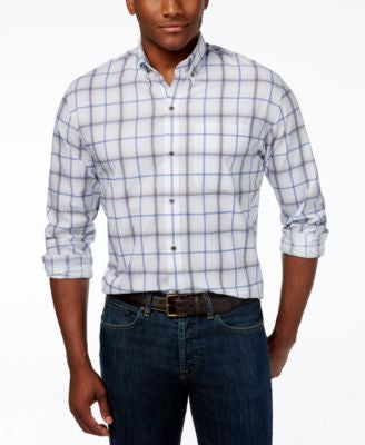 Cutter & Buck Big and Tall Tidal Check Shirt